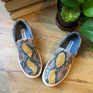 NEW Steve Madden Gills Platform Slip-On Sneaker